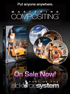 Mastering Compositing - On Sale Now!